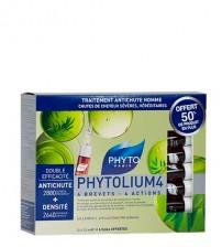 Phyto Phytolium 4 - Ampolas Anti-Queda 12x3.5ml + 6 ampolas OFERTA