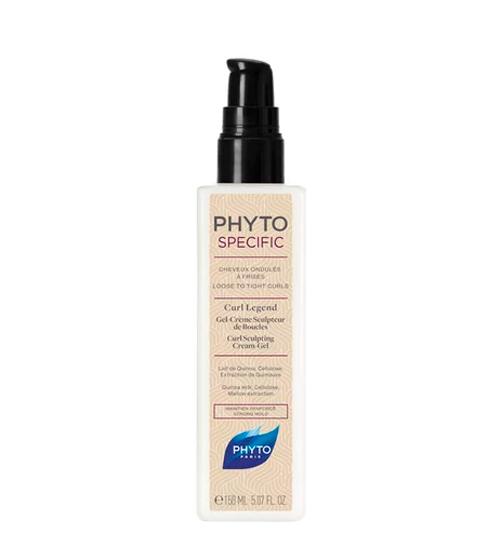 Phyto Specific Curl Legend Gel-Creme Escultor de Caracóis 150ml