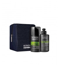Redken For Men Go Clean Kit