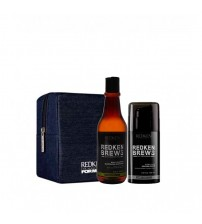 Redken Kit For Men Go Clean