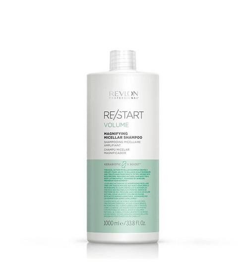 Revlon Restart Volume Magnifying Shampoo 1000ml