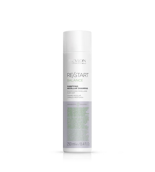 Revlon Restart Balance Purifying Shampoo 250ml