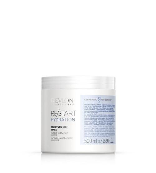 Revlon Restart Hydration Rich Mask 500ml