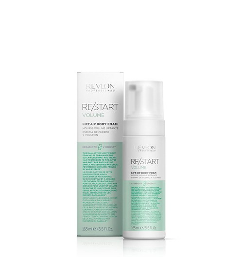 Revlon Restart Volume Body Foam 165ml