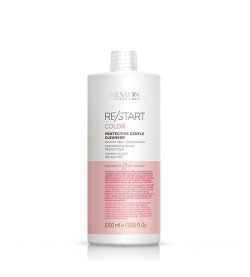 Revlon Restart Color Protective Gentle Cleanser 1000ml