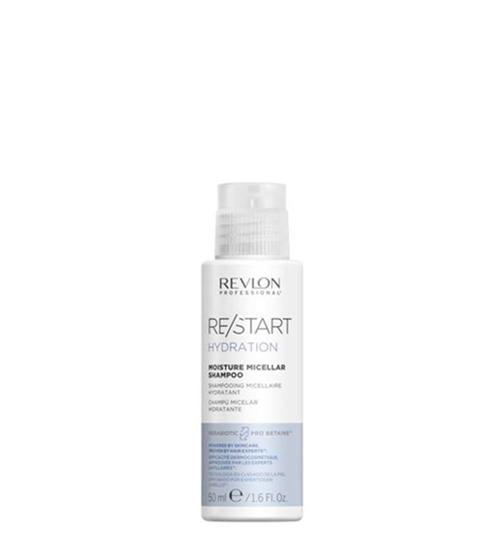 Revlon Restart Hydration Shampoo 50ml