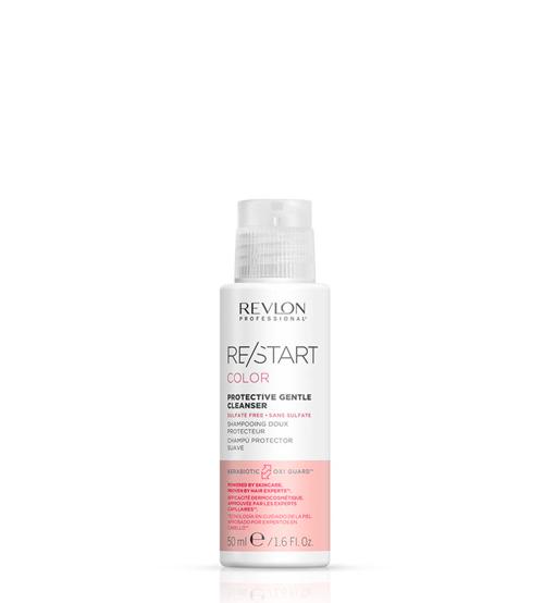 Revlon Restart Color Protective Gentle Cleanser 50ml