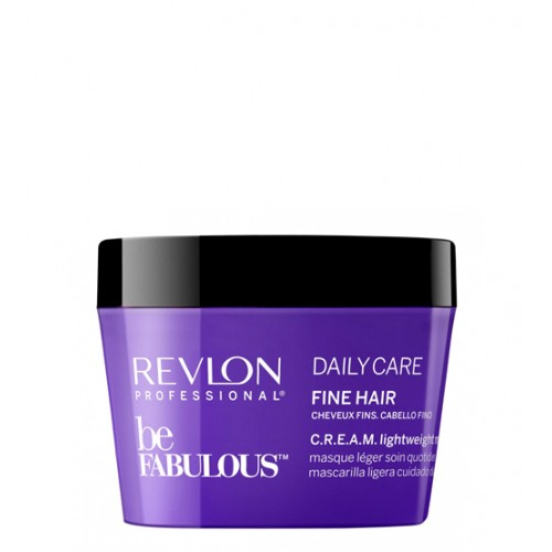 Revlon Be Fabulous Daily Care C.R.E.A.M. Lightweight Mask 200ml