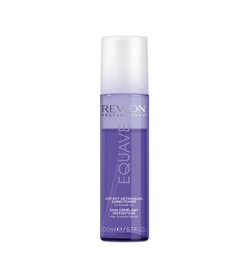 Revlon Equave Instant Detangling Conditioner Blonde Hair 200ml
