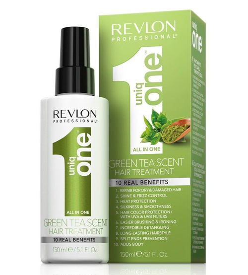Revlon Uniq One Green Tea Scent Hair Treatment 150ml