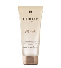 Rene Furterer Absolue Kératine Shampoo Cuidado Reparador 200ml