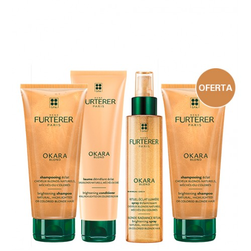 Rene Furterer Okara Blond Pack