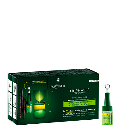Rene Furterer Triphasic Progressive 8x5.5ml