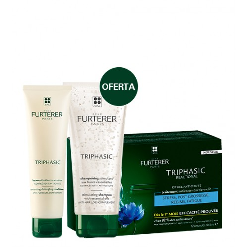 Rene Furterer Triphasic Reacional Pack