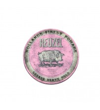 Reuzel Pink Pomade - Heavy Hold Grease 113g