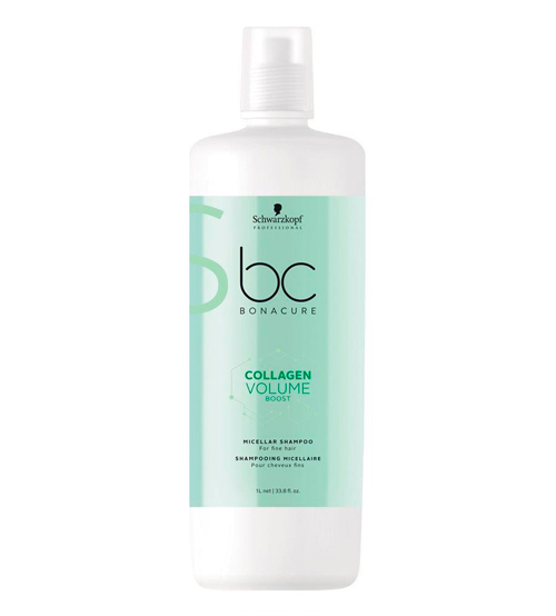 Schwarzkopf BC Collagen Volume Boost Shampoo Micelar 1000ml