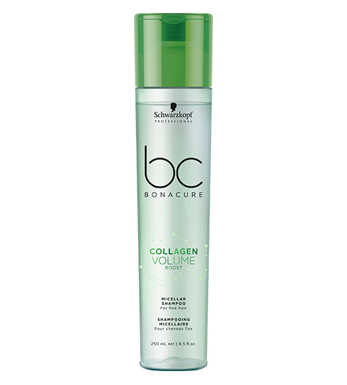 Schwarzkopf BC Collagen Volume Boost Shampoo Micelar 250ml