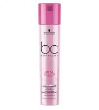 Schwarzkopf BC pH 4.5 Color Freeze Shampoo Micelar Silver 250ml