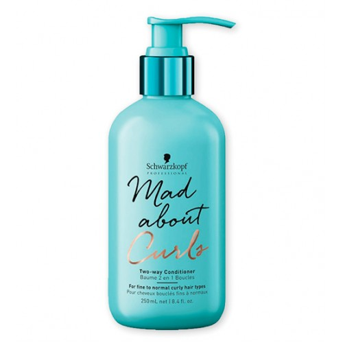 Schwarzkopf Mad About Curls Condicionador Dupla Ação 250ml