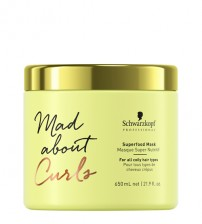 Schwarzkopf Mad About Curls Máscara Superfood 650ml