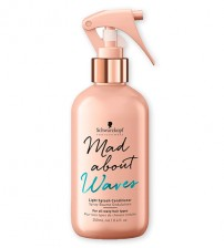 Schwarzkopf Mad About Waves Spray Condicionador Ligeiro 250ml