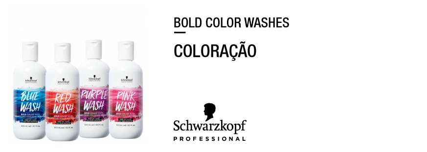 Bold Color Washes