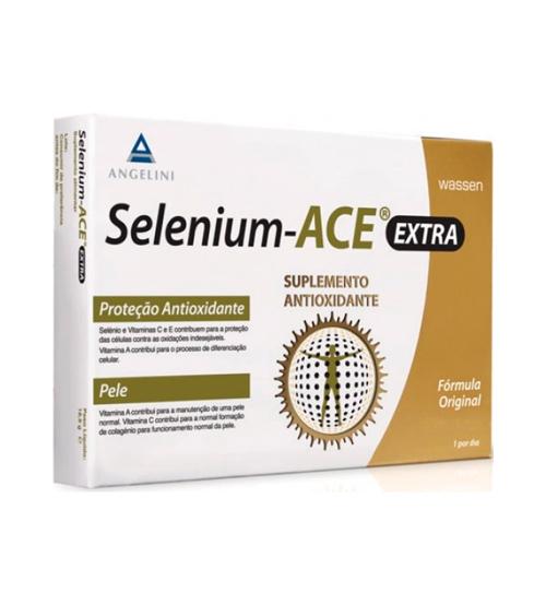 Selenium-ACE Extra Suplemento Antioxidante 90 Comprimidos