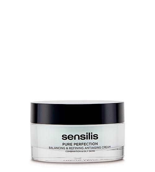 Sensilis Pure Perfection Creme Reequilibrante Anti-Envelhecimento 50ml