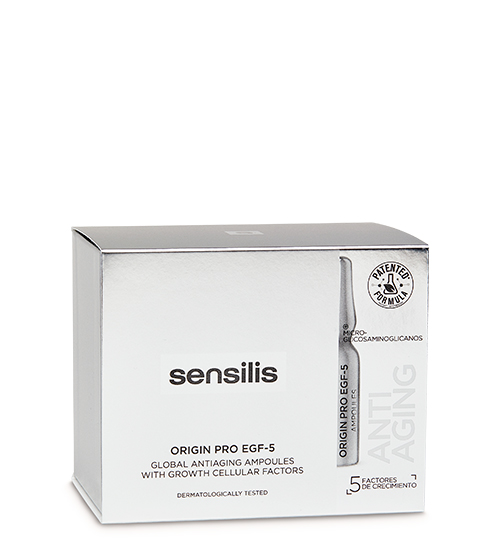 Sensilis Origin Pro EGF-5 Ampolas 30x1.5ml