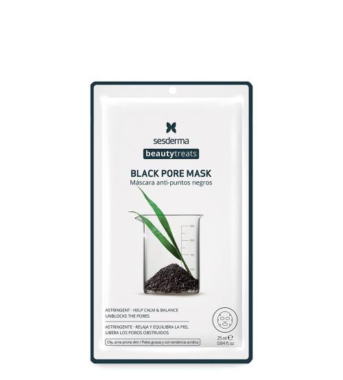 Sesderma Beauty Treats Black Pore Mask 25ml
