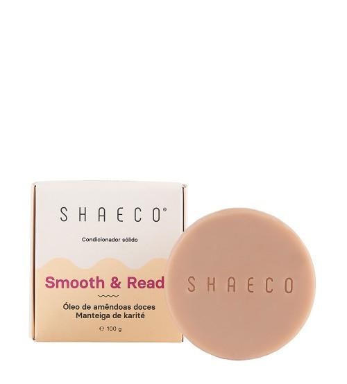 Shaeco Condicionador Sólido Smooth & Ready 100g