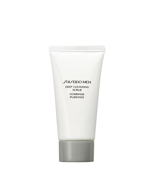 Shiseido Men Deep Cleasing Scrub 125ml