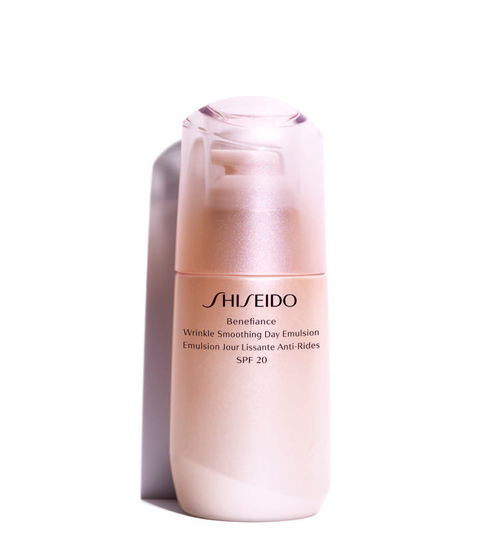 Shiseido Benefiance Wrinkle Smoothing Day Emulsion SPF25 75ml