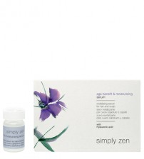 Simply Zen Age Benefit & Moisturizing Serum 12x5ml