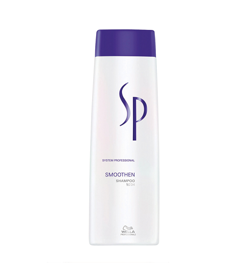 Wella sp Smoothen Shampoo 250mL