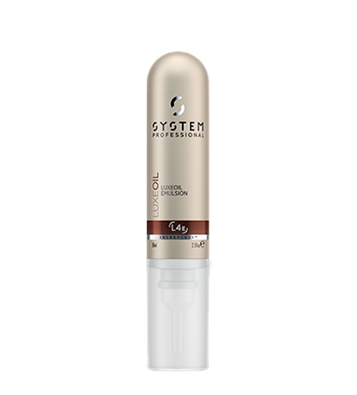 System Professional LuxeOil Emulsion 50ml