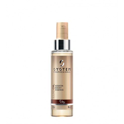 System Professional LuxeOil Keratin Boost Essence 100ml