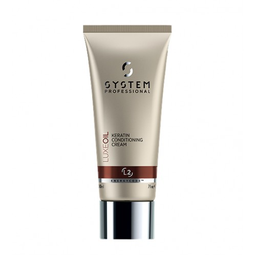 System Professional LuxeOil Keratin Conditioning Cream 200ml
