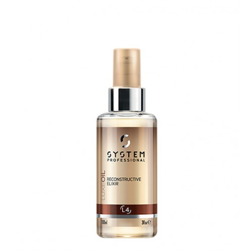 System Professional LuxeOil Reconstructive Elixir 100ml