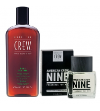American Crew Tea Tree Nine Love