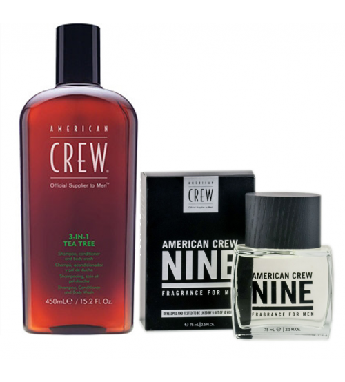 American Crew Tea Tree Nine