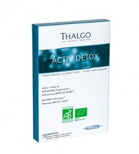 Thalgo Activ Detox Suplemento Alimentar 10x10ml