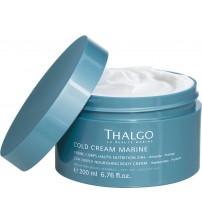 Thalgo Cold Cream Marine Creme Corpo Nutritivo 24H 200ml