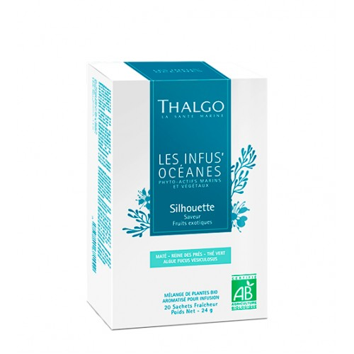 Thalgo Les InfusOcéanes Silhouette 20x24g