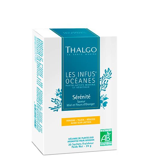 Thalgo Les Infus'Océanes Sérénité 20x24g