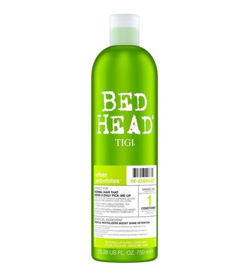 Tigi Bed Head Urban 1 Antidotes Re-Energize Conditioner 750ml