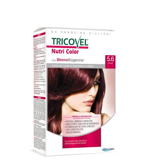 Tricovel Nutri Color 5.6 Acaju