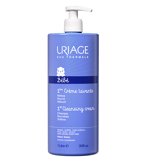 Uriage 1º Creme Lavante Bebé 1000ml