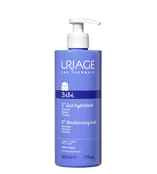 Uriage 1º Leite Hidratante 500ml
