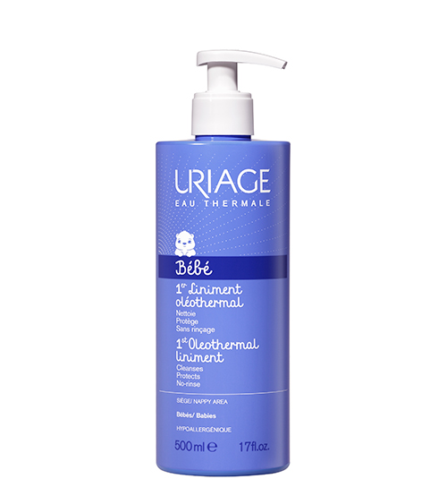 Uriage 1º Linimento Oleotermal 500ml
